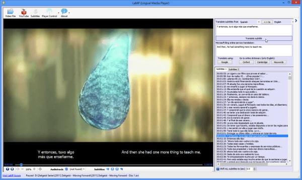 LaMP-user-interface-program-software