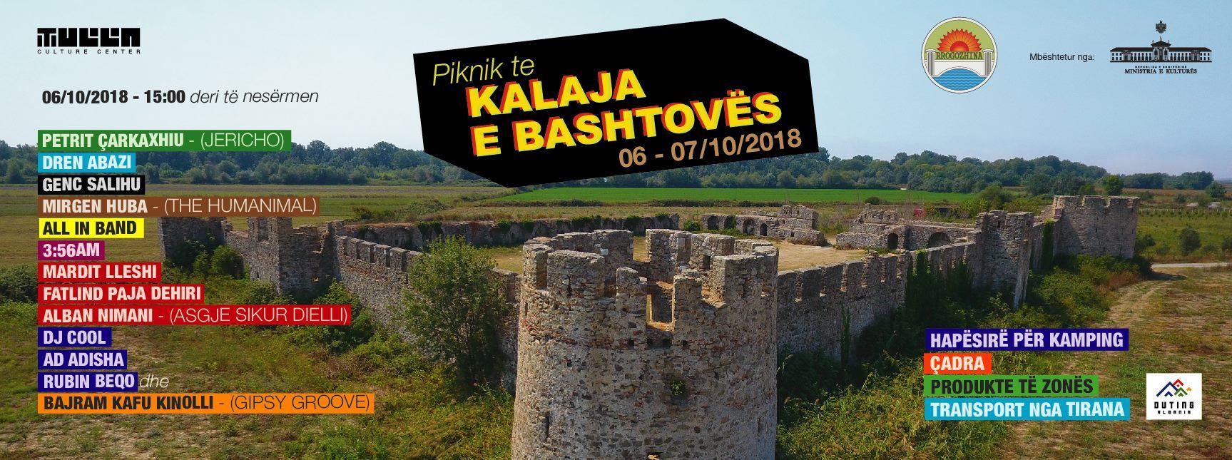 kalaja e bashtoves evente kulturore shqiptare