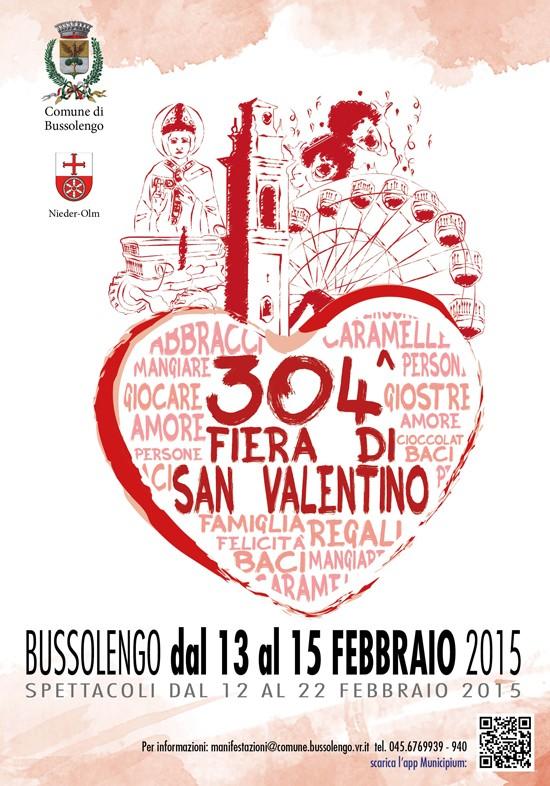 304-esima fiera di san valentino a bussolengo verona