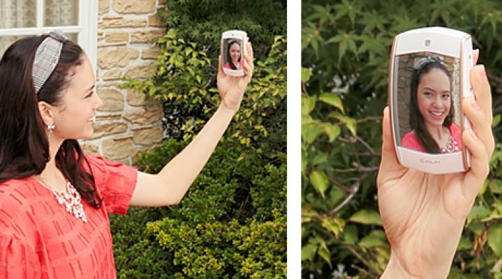 Casio EXILIM EX-MR1 – një aparat për femra dhe për selfie