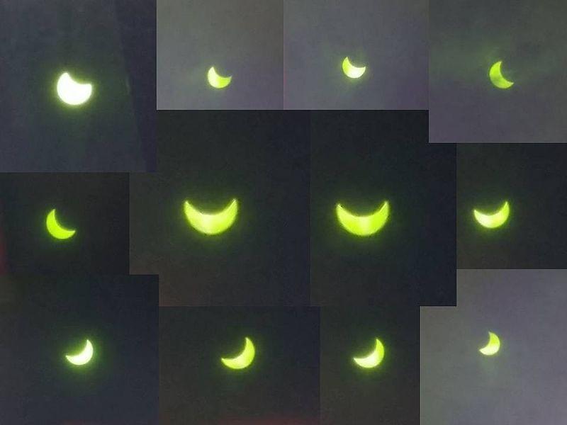 Eklipsi i diellit sot me 20 mars 2015