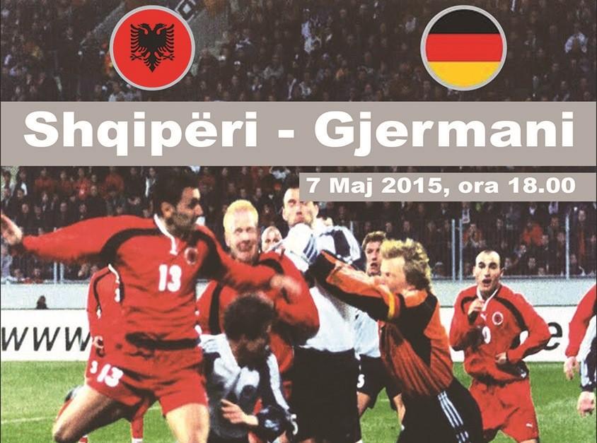 Shqiperi – Gjermani me 7 maj ka filluar shitja e biletave!