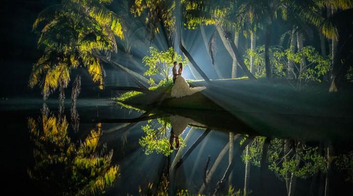 Fotot më të bukura nga dasmat nëpër botë për 2014