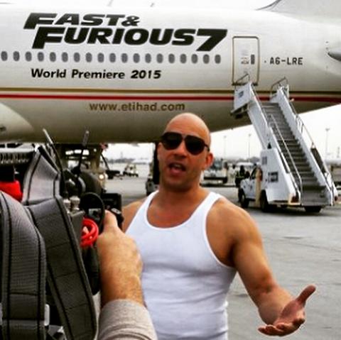 Fast&Furious 7 se shpejti ne sallat kinematografike.