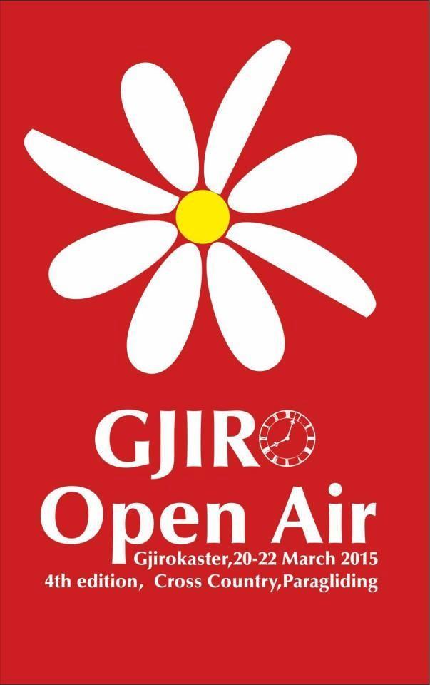 Gjiro open air – Parashutizëm në Gjirokastër në datat 20-22 mars 2015
