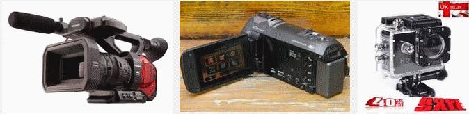 Kamera e vogël apo kamera e madhe kush është me profesionale?