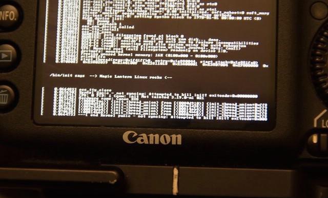 Tani mund të përdorni aparatet canon si PC  falë Magic Lantern dhe Linux