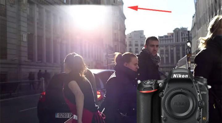 Nikon D750: ja zgjidhja e problemit të dritës jonatyrale.