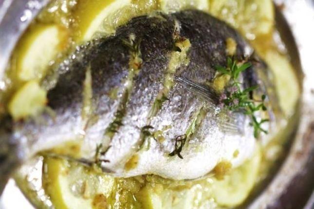Gezuar 1 prillin :) Recete gatimi peshk ne furre