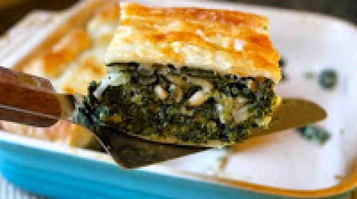Pite me Spinaq – receta gatimi