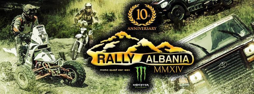 Rally Albania 2015 nga data 6 deri në 13 qershor per të zbuluar Shqipërinë!