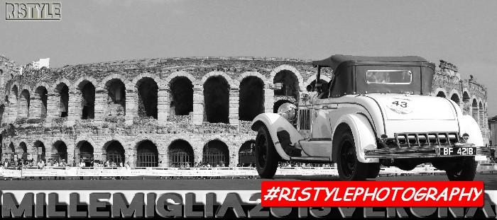 1000Miglia gara e makinave historike po zhvillohet tani ne Itali!