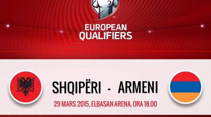 Shqiperi – Armeni  biletat online
