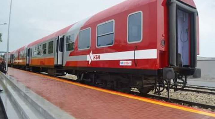 Shqiperia ka nevoje per hekurudhe dhe trena te rinj!